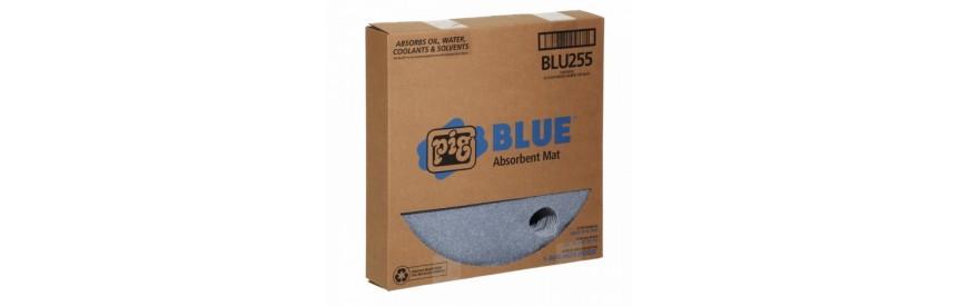 Universal Absorbent Blue Mat